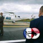 Helicopter business charters are seasonal